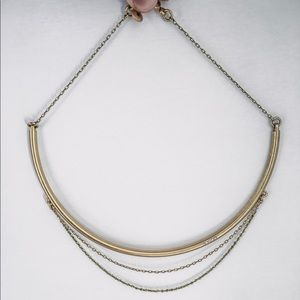 Madewell Gold Chain Necklace